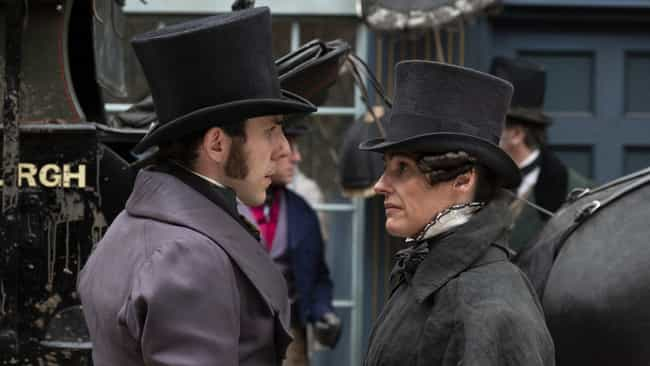I Was Just Passing is listed (or ranked) 4 on the list The Best Episodes of 'Gentleman Jack'