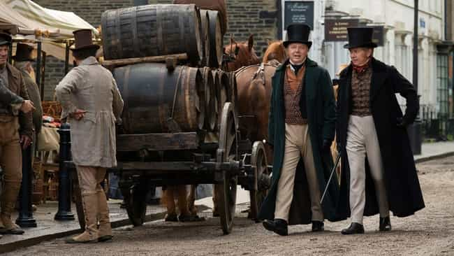 Let's Have Another Look at You... is listed (or ranked) 2 on the list The Best Episodes of 'Gentleman Jack'