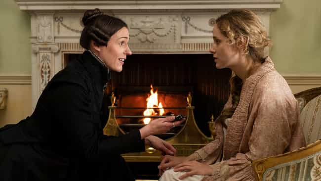 Do Ladies Do That? is listed (or ranked) 3 on the list The Best Episodes of 'Gentleman Jack'