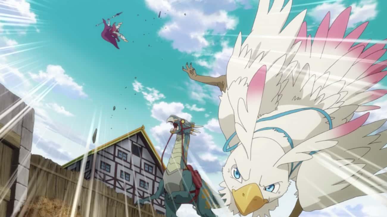 Motoyasu Kitamura Gets Kicked In The Nether Regions in 'The Rising of the Shield Hero'