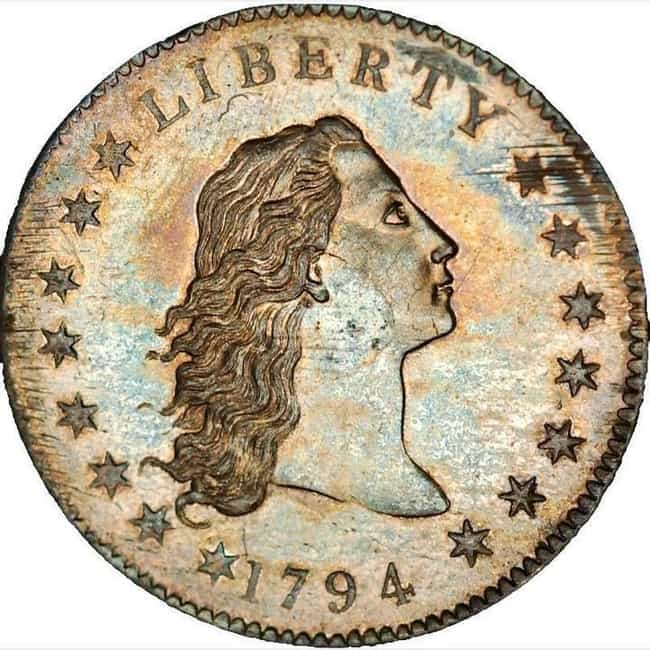 1794 Silver Dollar is listed (or ranked) 1 on the list The Most Valuable US Coins Of All Time