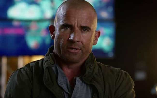 Mick Rory/Heat Wave is listed (or ranked) 4 on the list The Best Characters On 'Legends of Tomorrow'