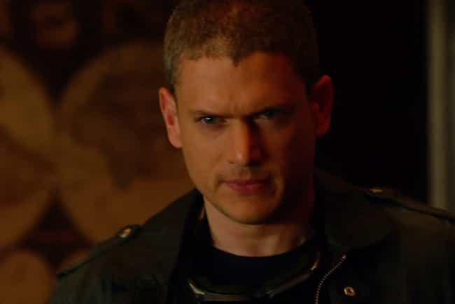 Leonard Snart/Captain Cold is listed (or ranked) 1 on the list The Best Characters On 'Legends of Tomorrow'