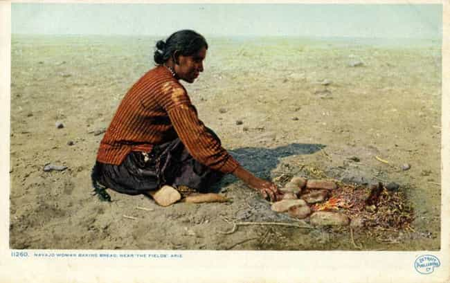Ntsidigo'i: Navajo Kneel-Down ... is listed (or ranked) 1 on the list What Native American Tribes In The Old West Were Eating