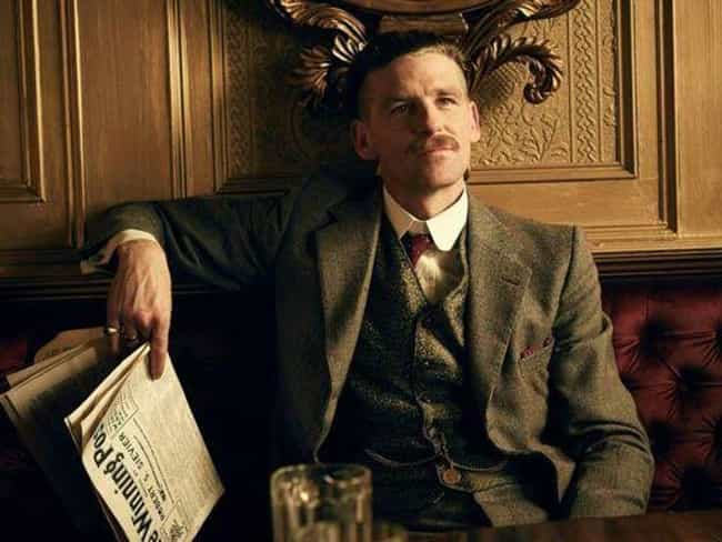 Arthur Shelby, Jr. is listed (or ranked) 3 on the list The Best Characters On 'Peaky Blinders'