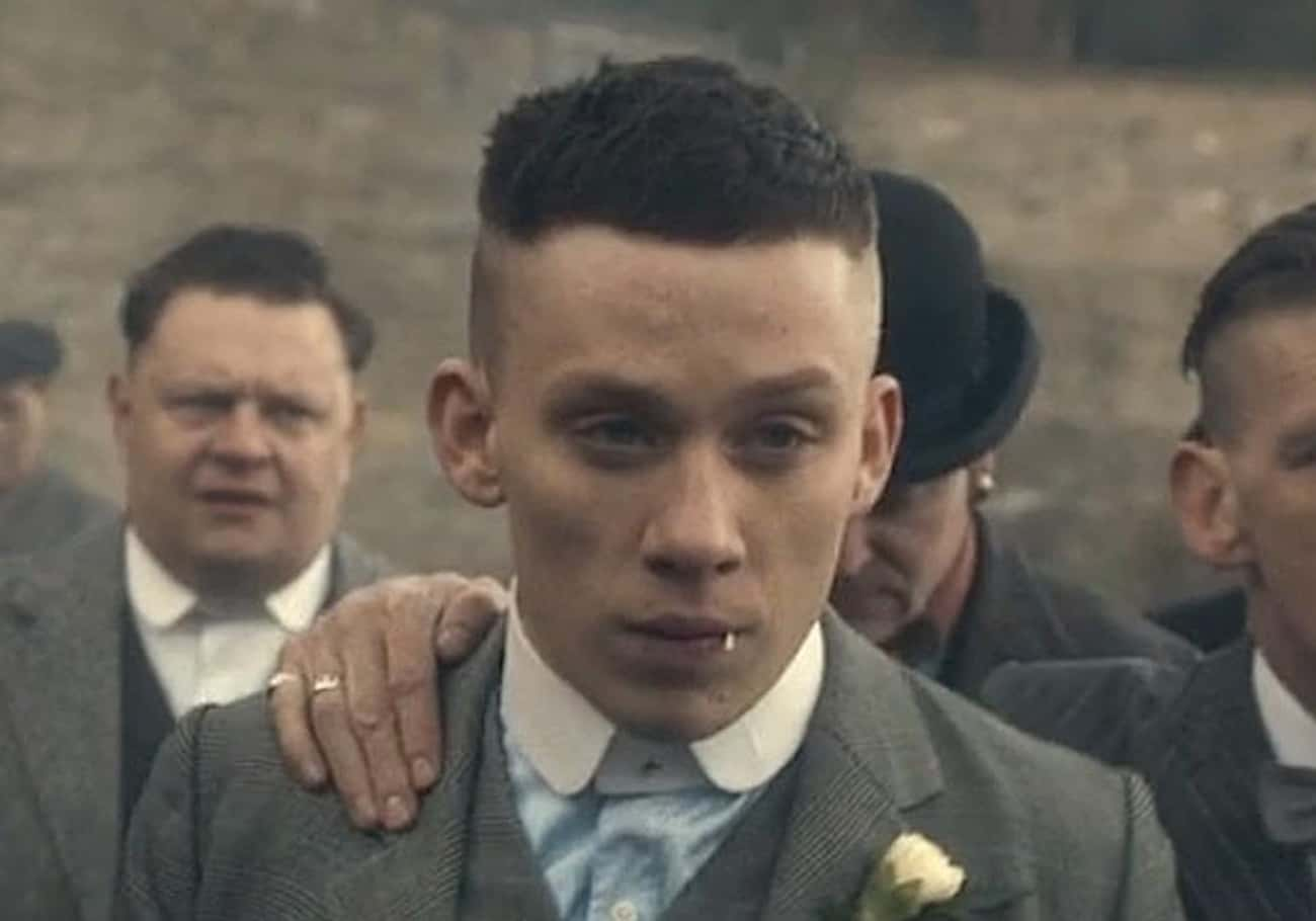 John Shelby  is listed (or ranked) 4 on the list The Best Characters On 'Peaky Blinders'