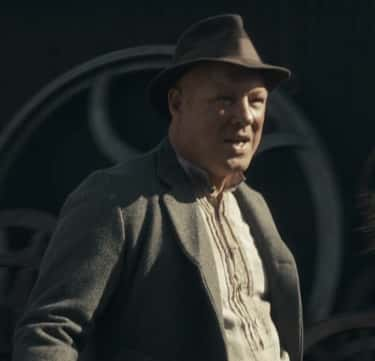 Curly is listed (or ranked) 6 on the list The Best Characters On 'Peaky Blinders'