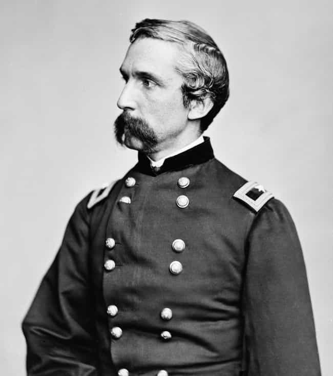 On Day 2, Colonel Joshua Chamb... is listed (or ranked) 1 on the list Why Did The South Lose Gettysburg, The Most Decisive Battle Of The Civil War?