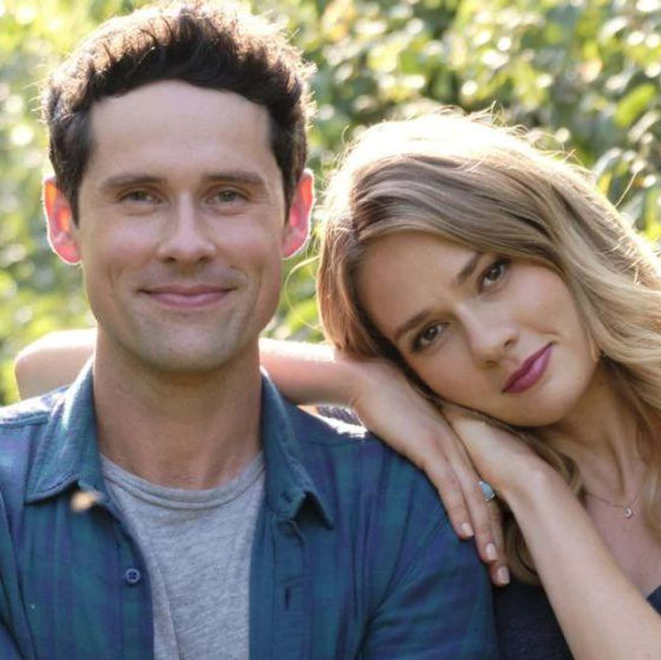 Love Under the Olive Tree is listed (or ranked) 4 on the list The Best Hallmark Fall Harvest Original Movies