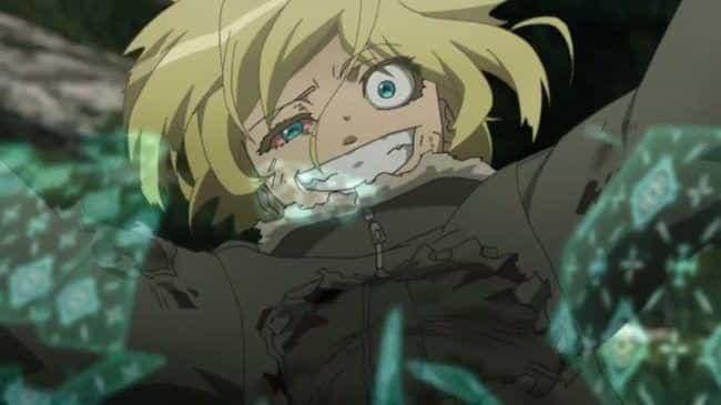 Tanya von Degurechaff - 'Saga ... is listed (or ranked) 2 on the list The 20 Greatest Isekai Anime Villains