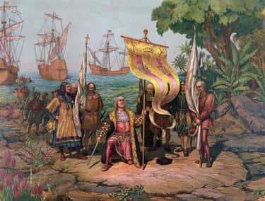 Some Other Explorer Would Have is listed (or ranked) 1 on the list What Would Have Happened If Christopher Columbus Missed The Americas?