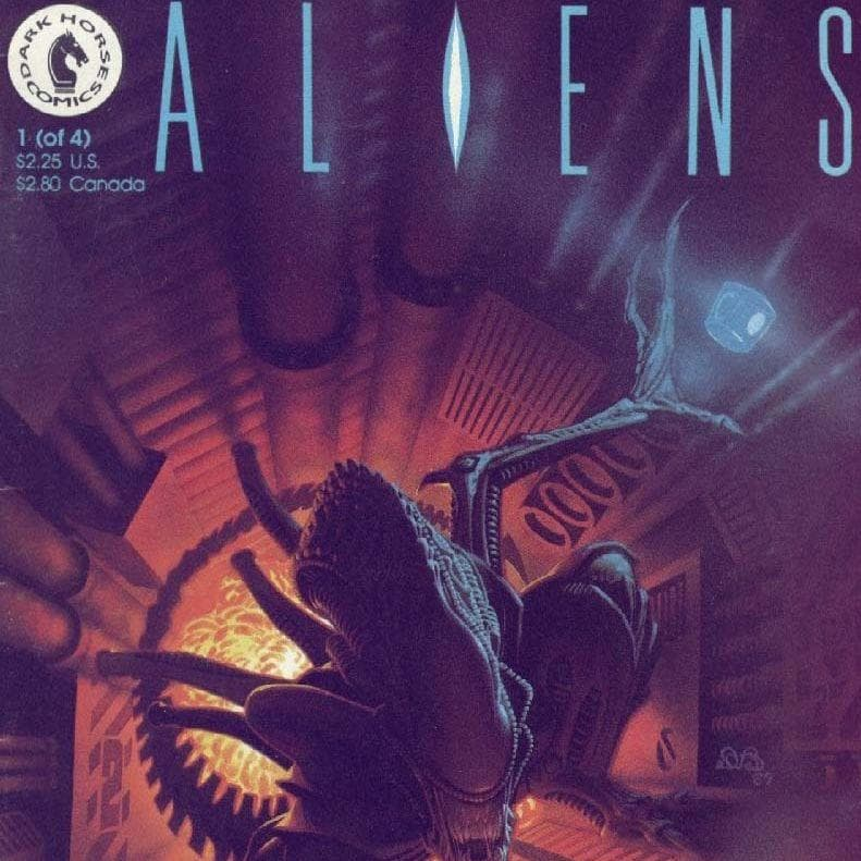 Image of Random Best Aliens Comic Book Series