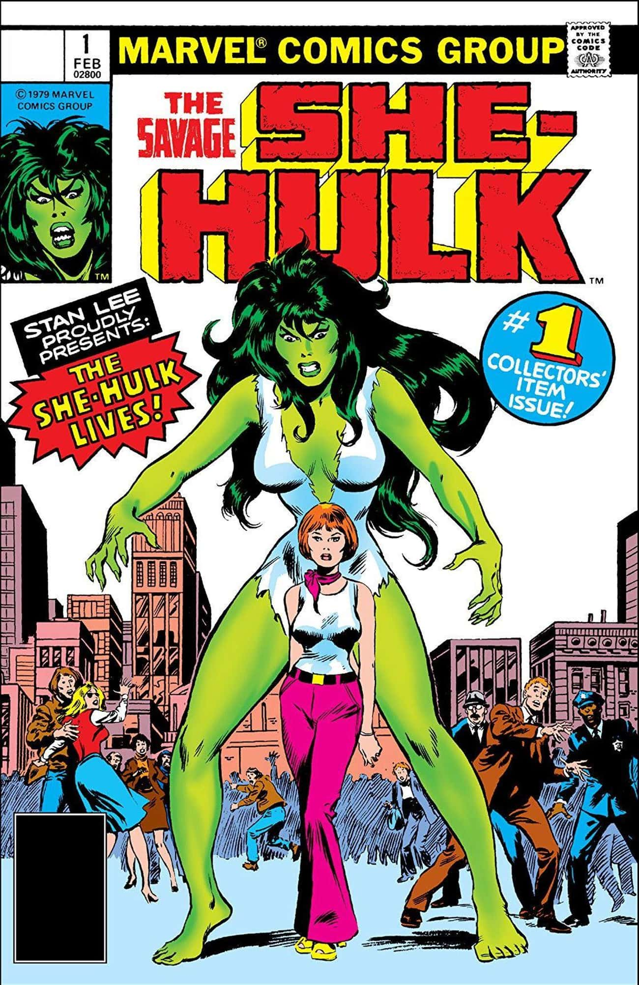 She-Hulk Is One Of The Last Ch is listed (or ranked) 1 on the list She-Hulk Is A Super-Powered Lawyer Who Can Go Toe-To-Toe With Her Big Green Cousin