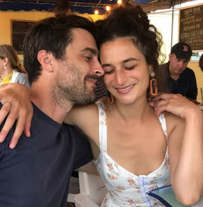 Ben Shattuck is listed (or ranked) 1 on the list Every Man Jenny Slate Has Dated