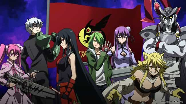 The Night Raid Aims To Take Ou... is listed (or ranked) 1 on the list The 13 Greatest Anime Vigilantes of All Time, Ranked