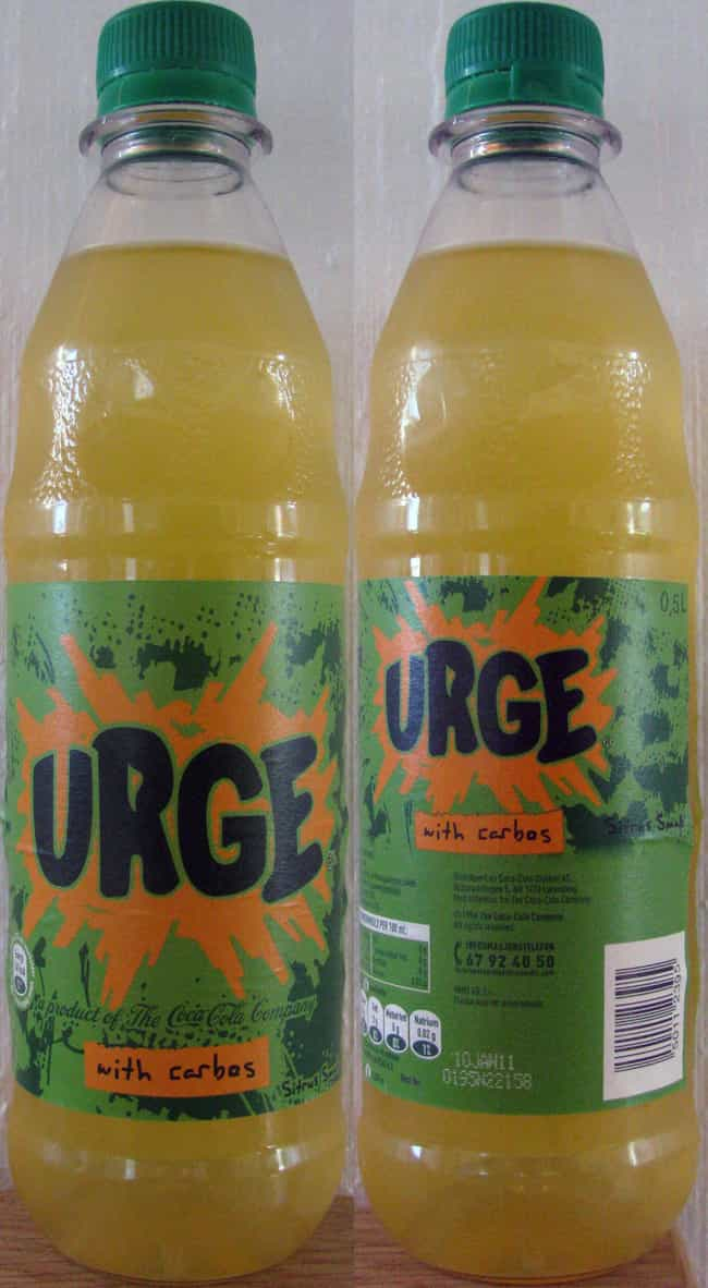 Surge Was Originally Lau... is listed (or ranked) 1 on the list What Ever Happened To Surge, The Most EXTREME Drink Of The '90s?