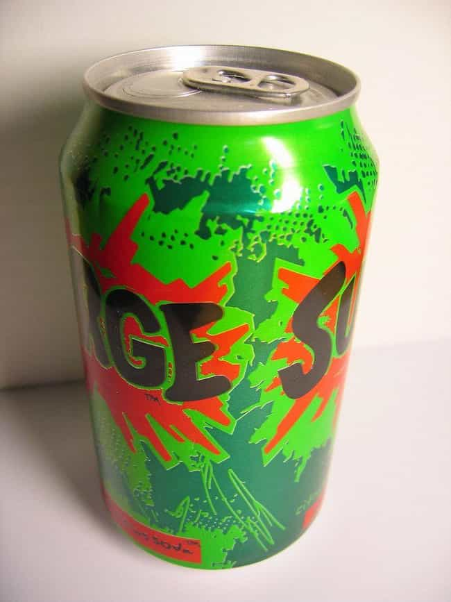 To Market Surge, Coke Ma... is listed (or ranked) 7 on the list What Ever Happened To Surge, The Most EXTREME Drink Of The '90s?