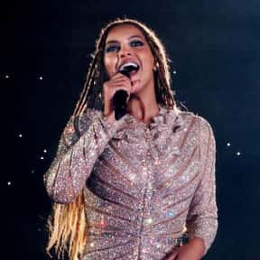 An All-Time Great is listed (or ranked) 8 on the list Beyoncé Is...