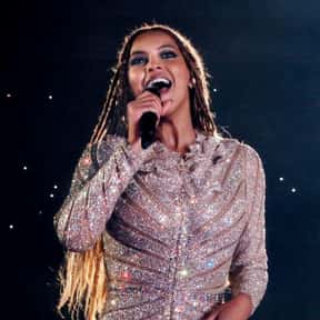 A Terrific Singer is listed (or ranked) 3 on the list Beyoncé Is...