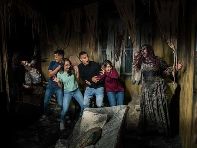 Condemned: Forever Damne... is listed (or ranked) 3 on the list The 17 Scariest Attractions At Six Flags Fright Fest