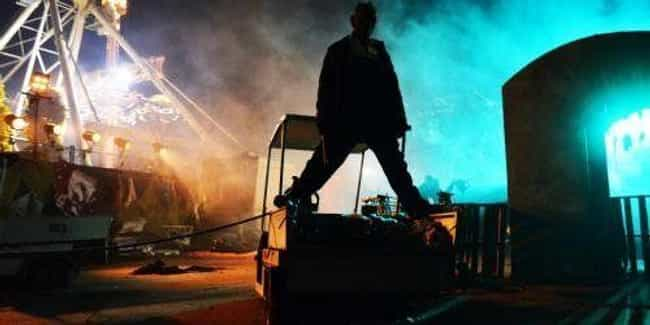 Aftermath 2: Chaos Risin... is listed (or ranked) 1 on the list The 17 Scariest Attractions At Six Flags Fright Fest