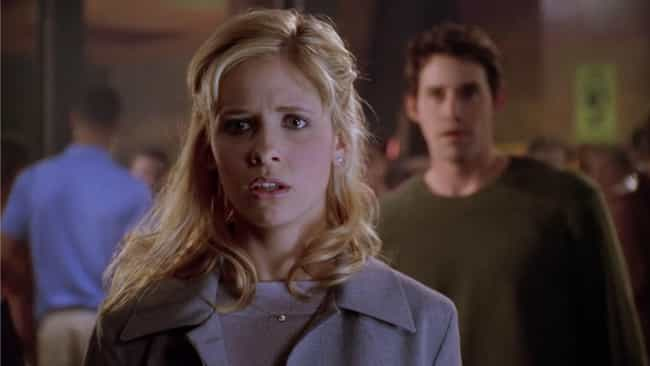 He's Super Judgmental And Trea... is listed (or ranked) 3 on the list Xander Harris Was The Worst Part Of 'Buffy the Vampire Slayer'