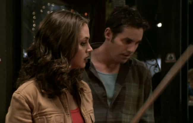 He Once Enlisted Faith To Try ... is listed (or ranked) 4 on the list Xander Harris Was The Worst Part Of 'Buffy the Vampire Slayer'