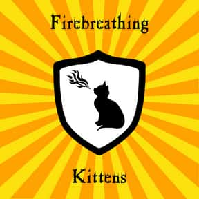 Firebreathing Kittens Podcast is listed (or ranked) 20 on the list The Most Popular D&D Podcasts Right Now, Ranked