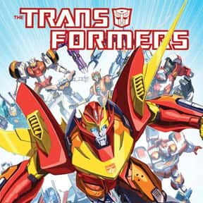 The Transformers: More Than Me is listed (or ranked) 1 on the list The Best Transformers Comic Book Series, Ranked