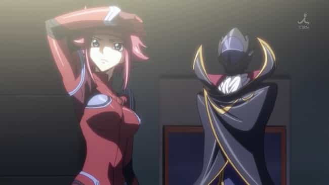 The Black Knights In 'Code Gea... is listed (or ranked) 3 on the list The 13 Greatest Anime Vigilantes of All Time, Ranked