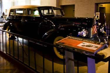 1939 Lincoln K-Series (Sunshin is listed (or ranked) 1 on the list Every US Presidential State Car, Ranked
