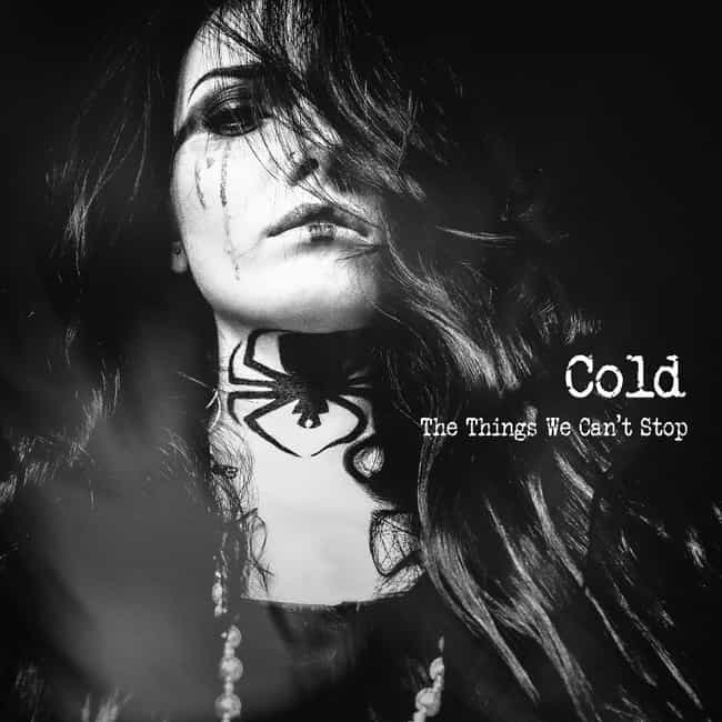 The Things We Can't Stop is listed (or ranked) 3 on the list The Best Cold Albums, Ranked