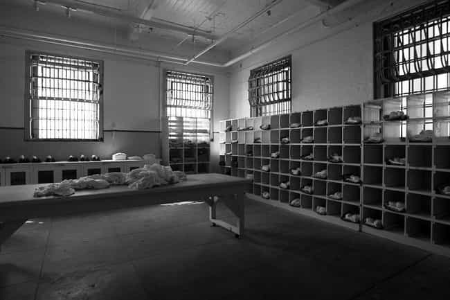 Prisoners Had 'Four Rights' - ... is listed (or ranked) 2 on the list What It Was Like To Be An Inmate At Alcatraz