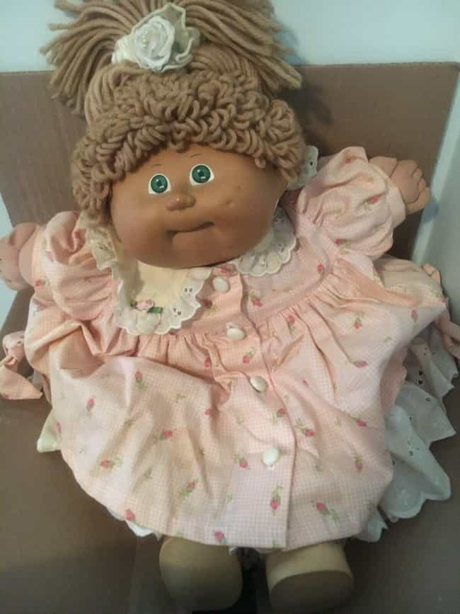 1985 CPK Doll From La Pr... is listed (or ranked) 4 on the list Vintage Cabbage Patch Kids That Are Worth A Ton Of Money