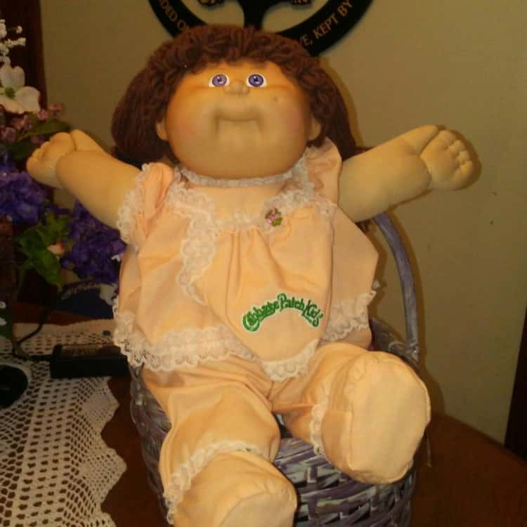 1986 CPK Doll With Original Clothing