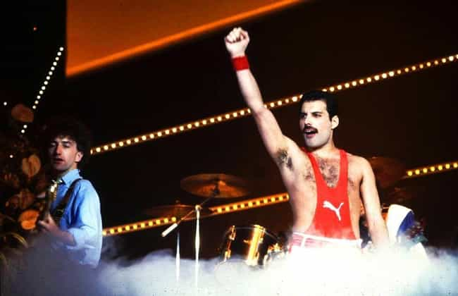 'A Round Of Applause Broke Out... is listed (or ranked) 4 on the list Regular People Who Met Freddie Mercury Describe What He Was Like
