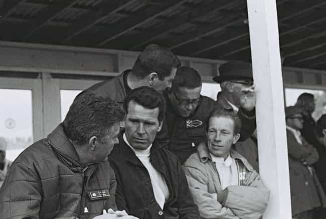 Garner Took A Bullet To The Ba... is listed (or ranked) 1 on the list Unbelievably Macho Tales Of James Garner From His Heyday
