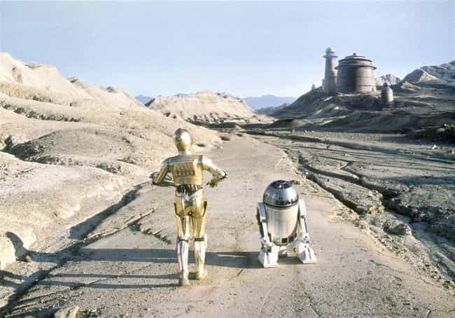 Anthony Daniels And Kenny Bake... is listed (or ranked) 1 on the list Buddies From Movies Who Hated Each Other In Real Life