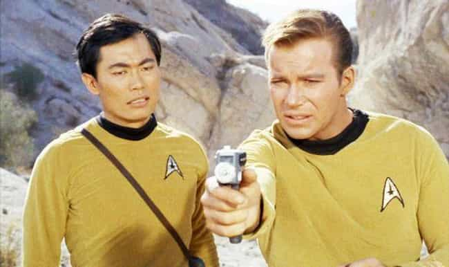 William Shatner And George Tak... is listed (or ranked) 3 on the list Buddies From Movies Who Hated Each Other In Real Life