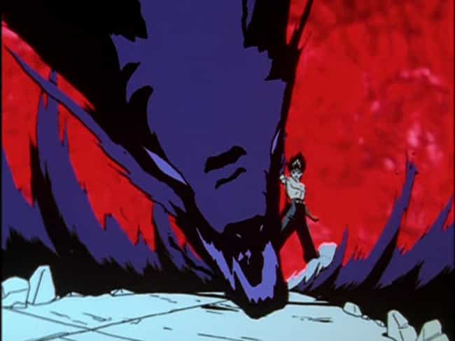 Hiei's Dragon of the Darkness ... is listed (or ranked) 3 on the list 15 Dangerous Anime Techniques That Damage The User