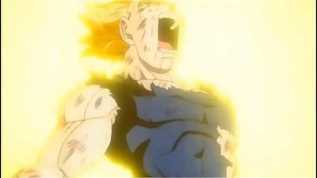 Vegeta's Final Explosion... is listed (or ranked) 3 on the list 15 Dangerous Anime Techniques That Damage The User