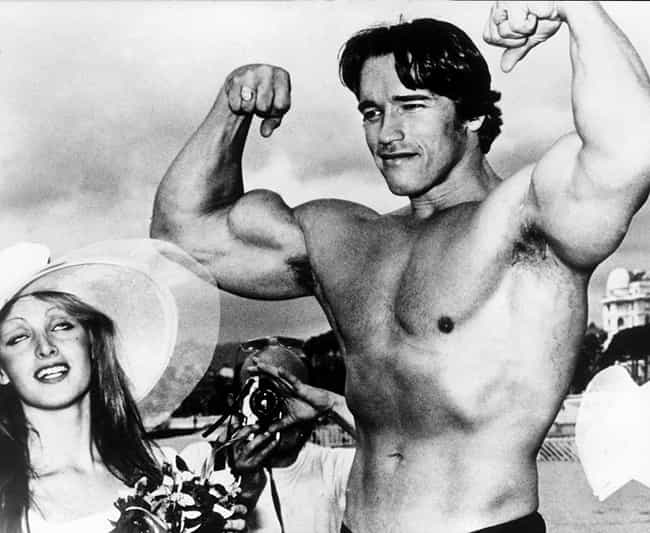 During His Enlistment, H... is listed (or ranked) 2 on the list Unbelievably Macho Tales About Arnold Schwarzenegger's Very Manly Life