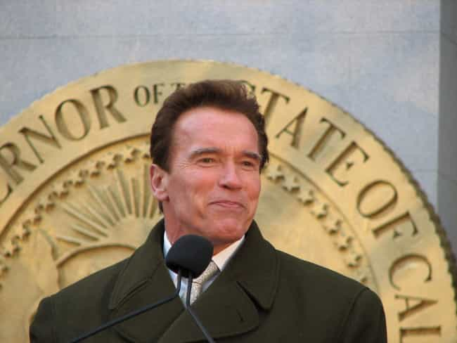 In 2004, He Rescued A Drowning... is listed (or ranked) 3 on the list Unbelievably Macho Tales About Arnold Schwarzenegger's Very Manly Life