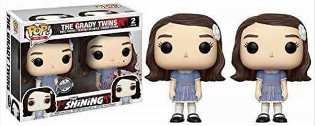 The Grady Twins ('The Shining'... is listed (or ranked) 2 on the list The Most Respectable Funkos For The Classy Film Buff