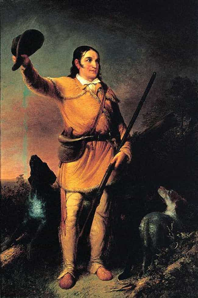 He Fired Upon A Native A... is listed (or ranked) 2 on the list Unbelievably Macho Tales Of Davy Crockett From His Heyday