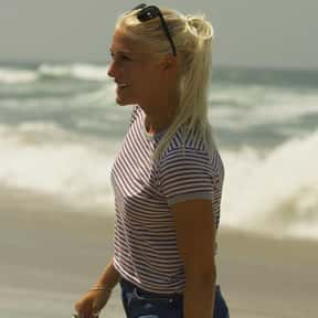 Tatiana Weston-Webb is listed (or ranked) 14 on the list The Best Surfers In The World Right Now