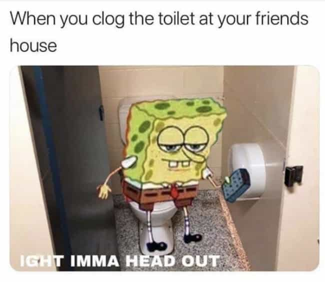 Not My House, Not My Problem is listed (or ranked) 1 on the list 17 Funniest 'Ight Imma Head Out' Memes