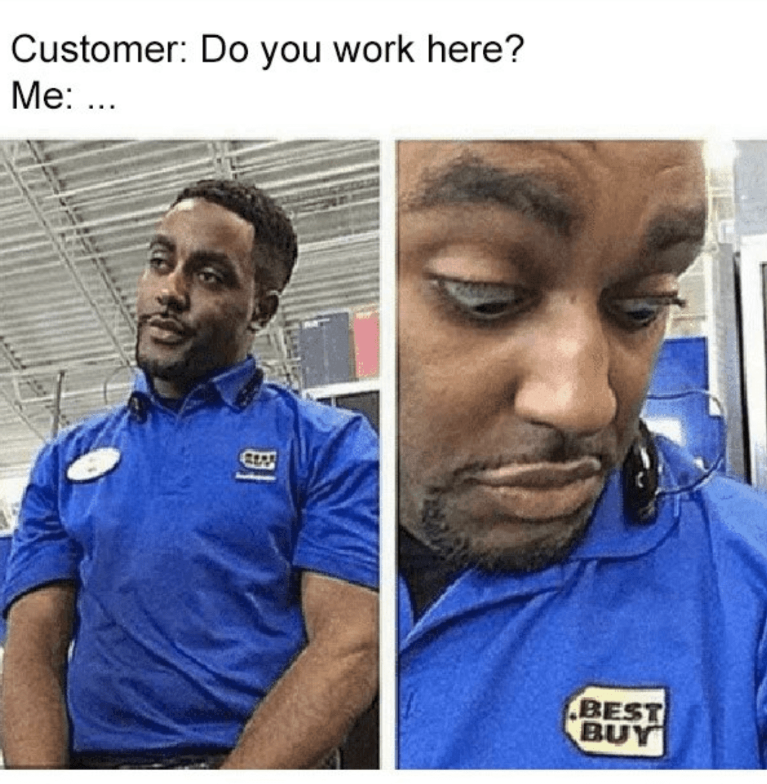 Image of Random Memes That Anyone Who Works In Customer Service Will Relate To