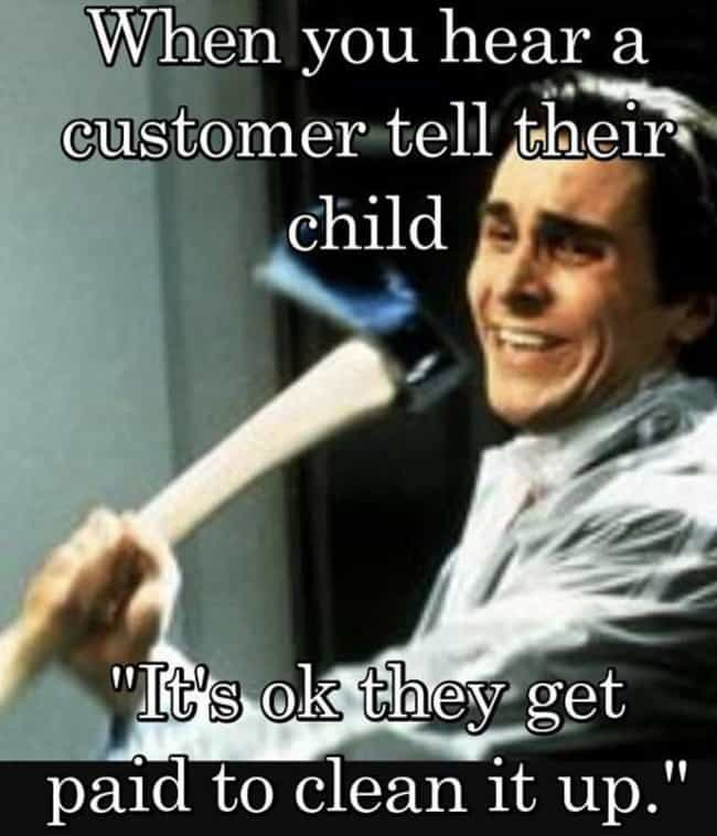 And That's When I Ended Them Y... is listed (or ranked) 4 on the list 22 Memes That Anyone Who Works In Customer Service Will Relate To