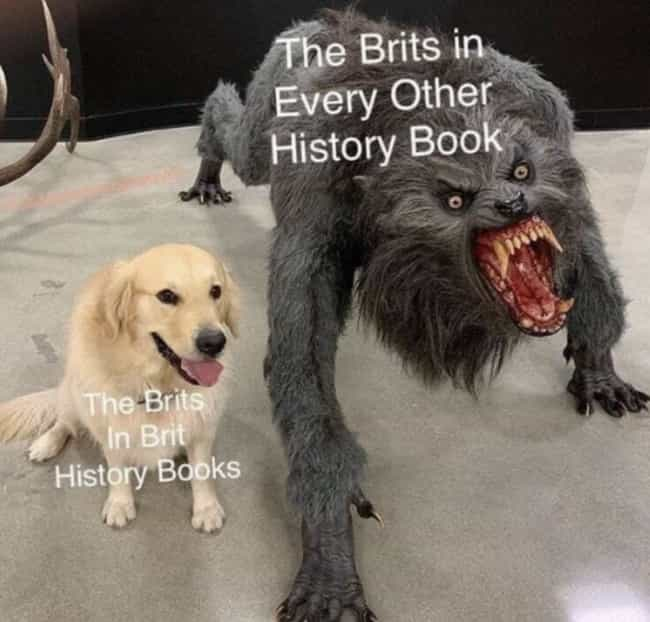History Is Written By The Vict... is listed (or ranked) 2 on the list 23 Memes That Will Make You Crack Up If You Have A Basic Knowledge Of History